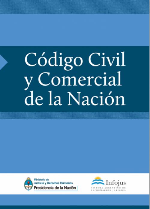 Código Civil y comercial de la Nación