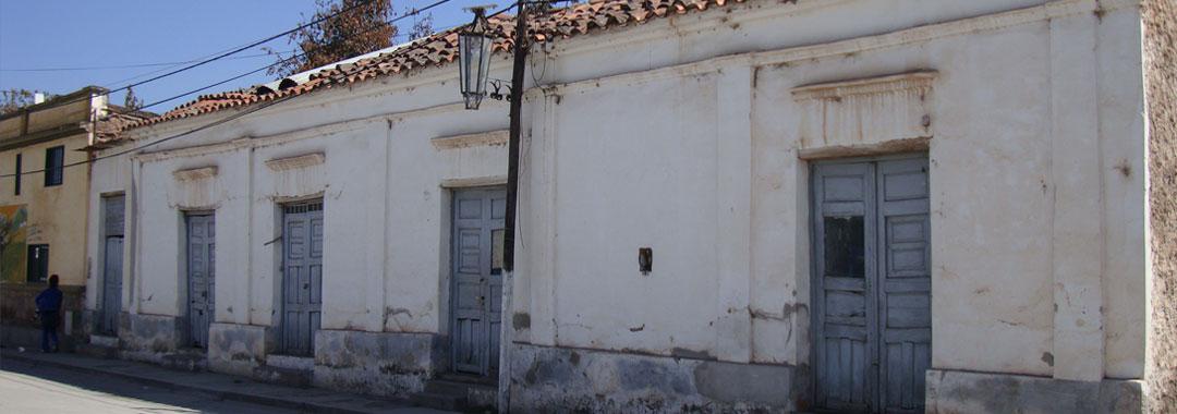 Calle 25 de Mayo, Chicoana