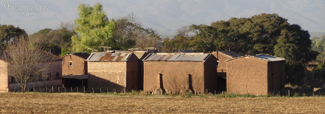 Estufas de Tabaco en Chicoana