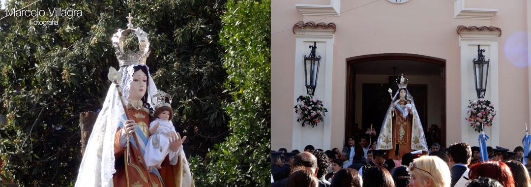 Fiesta de la Virgen del Carmen, Chicoana