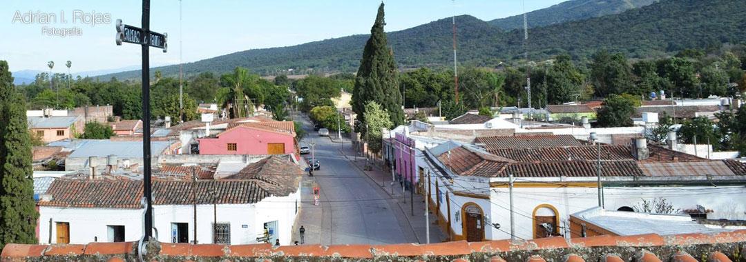 Vista del Chicoana desde el Campanario